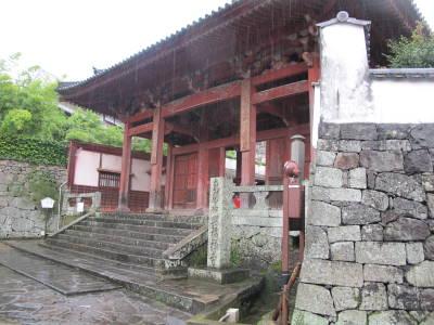 興福寺寺門一景
